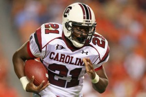 Marcus Lattimore, South Carolina Gamecocks