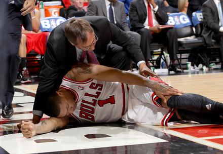 Image result for derrick rose injury