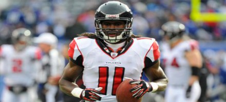Julio Jones trascina Atlanta