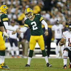 Mason Crosby è in crisi nera. Si riprenderà in tempo per i playoffs?