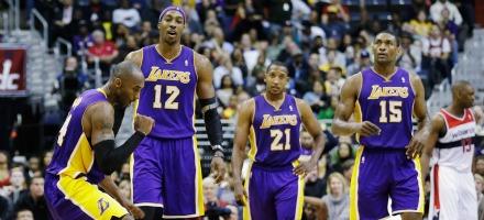I Lakers faticano, ma sono lentamente in ripresa...