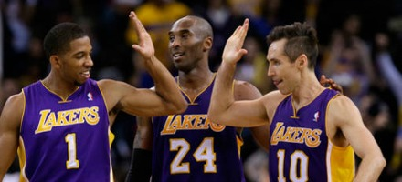 Tutto risolto per i Lakers con il ritorno di Steve Nash?
