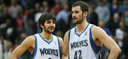 Rubio e Love sono tornati, i Wolves lentamente stanno crescendo