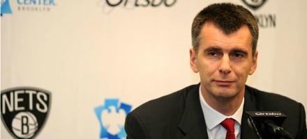 Il misterioso ed istrionico Mikhail Prokhorov
