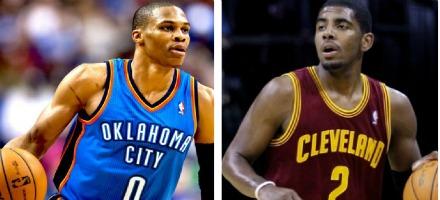 In quale altra lega al mondo 2 giocatori del genere potrebbero non partire titolari all' All Star Game?