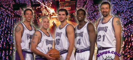 Se davvero questa sarà l'ultima stagione dei Kings, vogliamo ricordarceli così...
