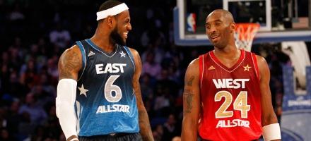 Fra quanti anni Kobe deciderà di passare il testimone a LBJ?