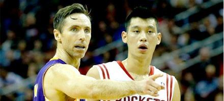 Steve Nash e Jeremy Lin, 2 dei colpi di mercato più importati dell'estate...