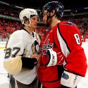 Crosby vs Ovechkin