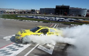 Kenseth Burnout