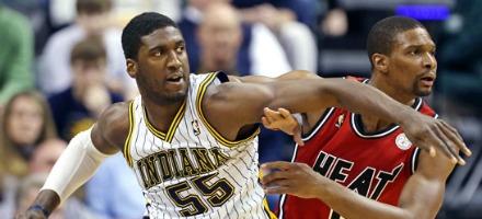 I Pacers sono forse l'unica squadra ad Est in grado di impensierire i Miami Heat...