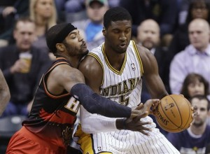 Roy Hibbert, Josh Smith