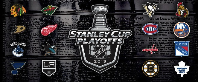 NHL playoff 2013