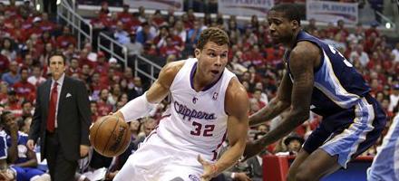 Non solo slam dunk, Blake Griffin vuole portare i Clippers fino in fondo