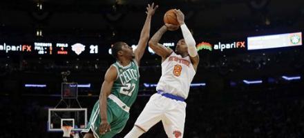JR Smith è il sesto uomo dell'anno, un lusso per questi Knicks