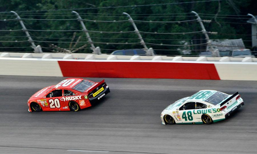 Darlington-Kenseth-NASCAR-Jimmie-Johnson