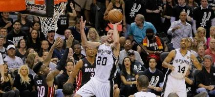 Manu di sinistra fino al ferro, è arrivato finalmente il big game per incidere in queste NBA Finals