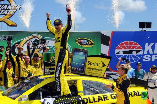 NASCAR Sprint Cup: Quaker State 400