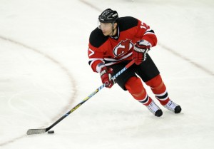 NHL: APR 14 Eastern Conference Quarter-Final - Flyers at Devils - Game 1