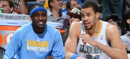 Lawson - McGee sarà la coppia play-pivot titolare nella prossima stagione dei Nuggets