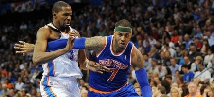 Durant e Anthony: i 2 migliori realizzatori puri della NBA contemporanea