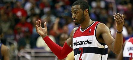 """""""John, riuscirai a diventare il giocatore franchigia dei Wizards?"""""""