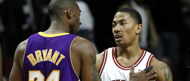 Bryant e Rose: i 2 giocatori più attesi al comeback dopo un grave infortunio