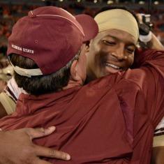 Fisher e Winston, dopo la vittoria contro Clemson