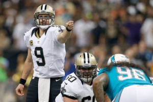 Miami Dolphins v New Orleans Saints