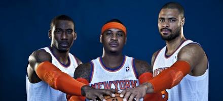 Quanto lontano si può andare con questo trio di giocatori?