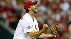 Adam Wainwright porta i suoi Cardinals alla serie di Championship della National League