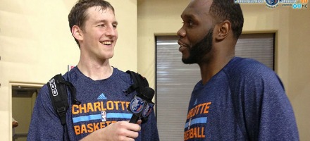 Zeller - Jefferson sarà la coppia di lunghi titolari dei Bobcats?