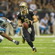Drew Brees vs Panthers