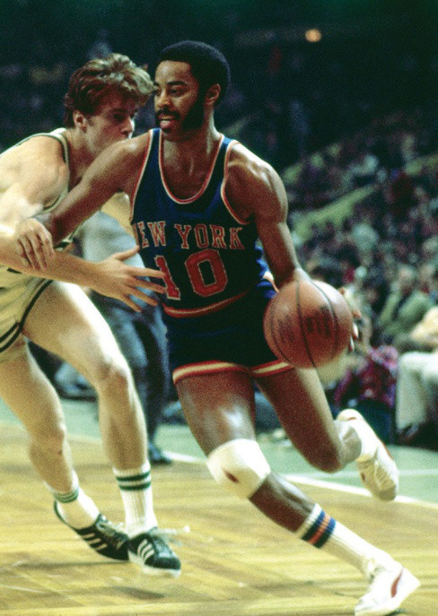 1973 - Walt Fraizer - New York Knicks