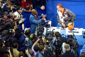 Manning al Media Day
