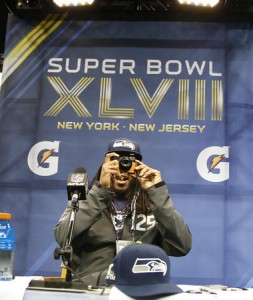Sherman al Media Day