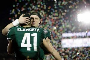 Cook e Elsworth, i grandi protagonisti degli Spartans