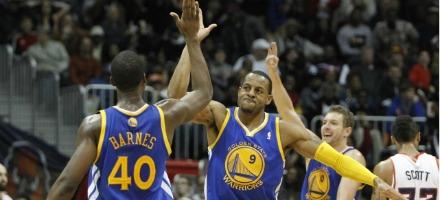 I Warriors sono la squadra più calda della Lega e stanno rimontando posizioni su posizioni...