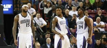 I giovani Sacramento Kings: quando il linguaggio del corpo è tutto un programma...