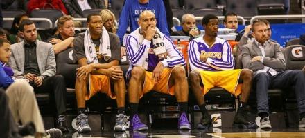 Si sono viste stagioni migliori in quel di L.A. sponda Lakers...