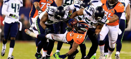 La soffocante difesa di Seattle, MVP del  primo Super Bowl a New York