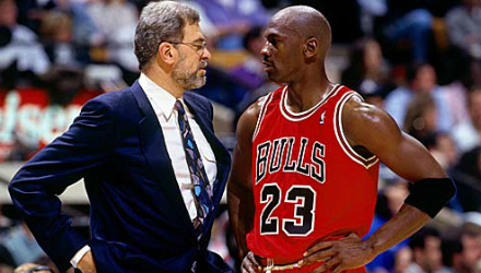 Phil Jackson e Michael Jordan, due threepeat di pura grandezza