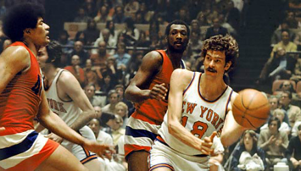 Phil Jackson a New York, da giocatore a presidente
