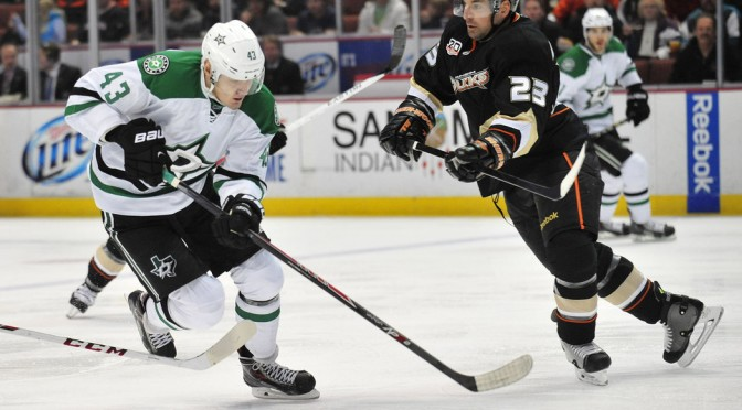 NHL: Dallas Stars at Anaheim Ducks