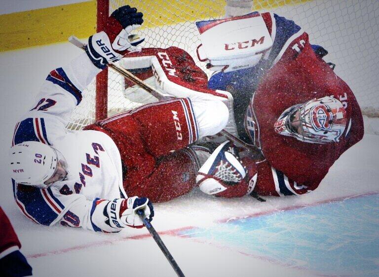 Montreal vs NY Rangers