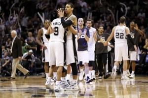 NBA: Playoffs-Dallas Mavericks at San Antonio Spurs