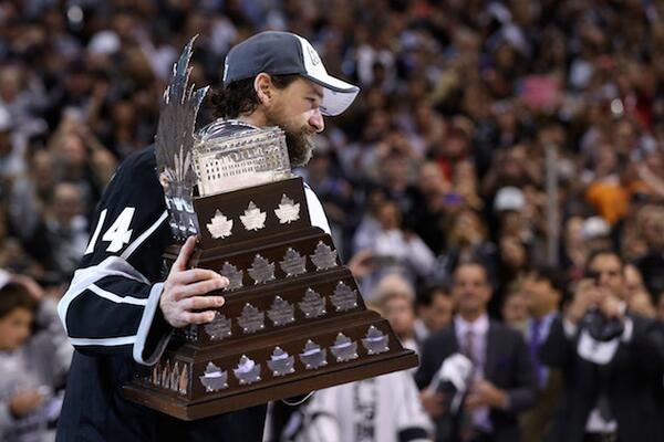 Justin Williams MVP NHL playoff 2014