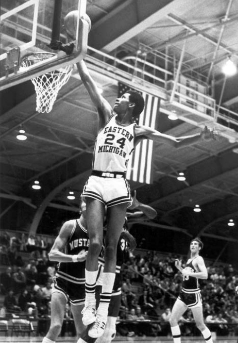 George Gervin (Eastern Michigan)