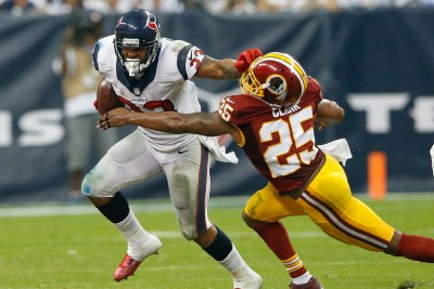 arian-foster-ryan-clark-nfl-washington-redskins-houston-texans