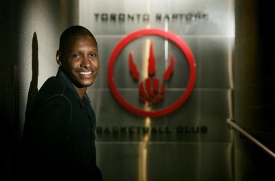 Masai Ujiri è il GM del nuovo corso dei Raptors.